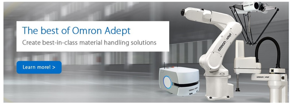 The Best of Omron Adept
